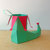 DIY Paper Elf Shoe,Christmas Shoe,Christmas Party,Christmas Costume,Christmas