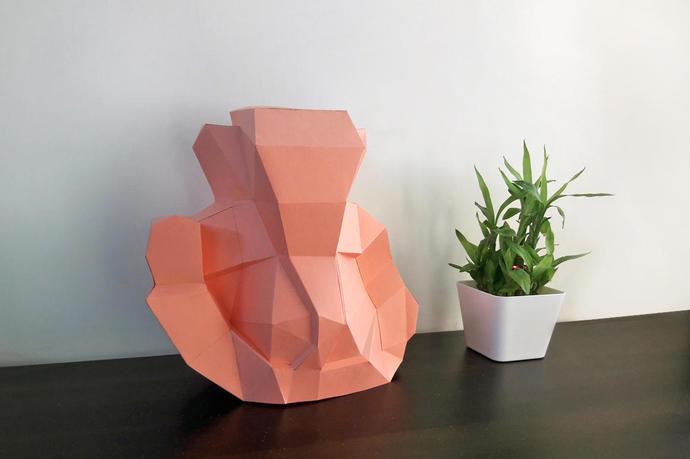 DIY PapercraftsPaper SculptureLord GaneshaGod IdolGanesha