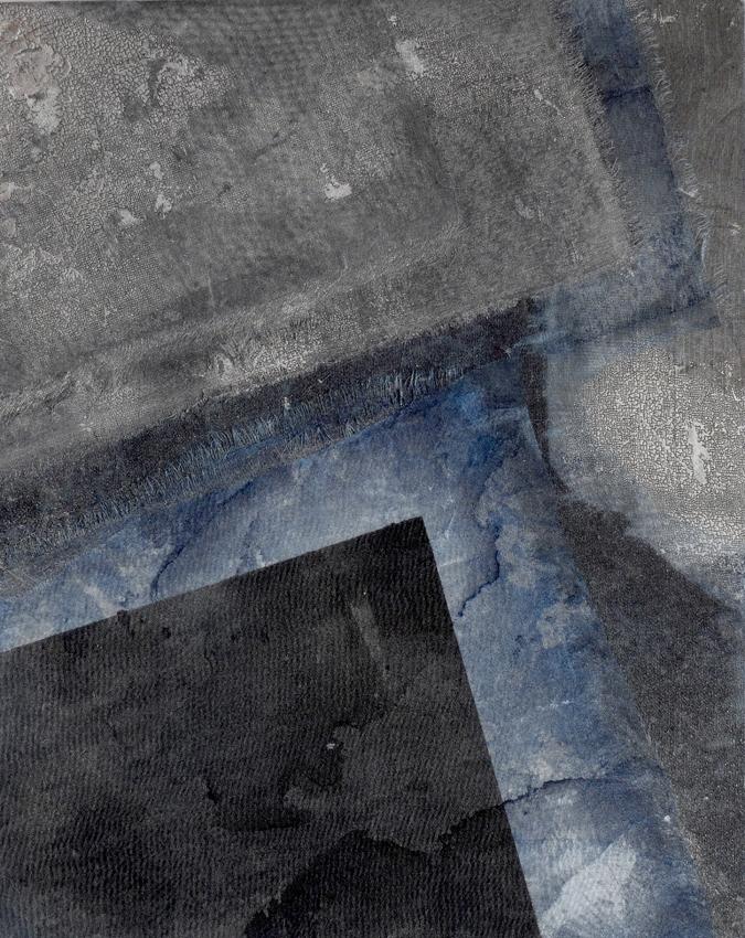 contemporary art, home decor, wall art abstract, silver blue gray black