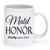 Maid of Honor Wedding Party Novelty Coffee Mug Novelty Gift Mug 11oz