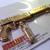 Hong Kong Comic BIOHAZARD 3 Last Escape Promo Flamethrower (Gold) Metal Toy -