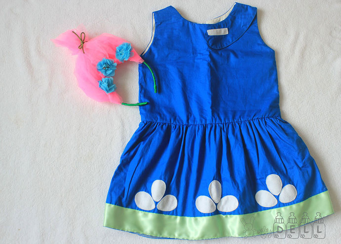 Gifts for her trolls poppy dress Poppy trolls costume Poppy costume Girl poppy