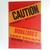 "BH 3 Vol.10 ""Caution"" Special Edition - BIOHAZARD 3 Last Escape Hong Kong Comic"