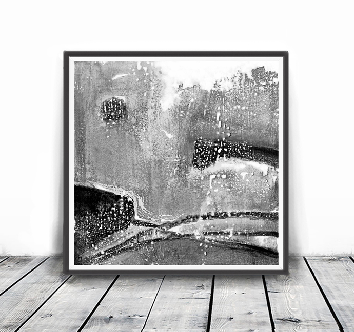 Digital Print, contemporary art, rustic home decor, wall art abstract, digital