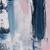 Pink & Navy Blue Triptych Wall Art, Set of 3 Prints, Digital Download, Modern