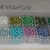 Glass Seed Beads from Bead Nova Pastel Color 10 Color Set