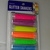 Neon Glitter Set Brand New 6 Colors Pink, Blue, Orange, Yellow, Green, Purple