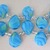 Glass Teardrop Beads