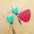 Butterfly Earrings, Turquoise Jewelry, Dangle Earrings, Butterfly Totem,