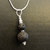 Aromatherapy Pendant, Oil Diffuser Jewelry, Lava Rock Pendant Necklace,