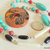 Eagle Cedar Pendant, Horn and Bone Necklace, Turquoise Jewelry, Handcrafted