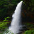 Mountain Waterfall 2 Fall Heart Landscape Nature Rustic Photography Fine Art