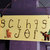 Welcome Friends Sign, Cherokee Language, Elk and Deer, Tsalagi Sign, Handcrafted