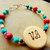 Cherokee Language, Peace Bracelet, Tsalagi Jewelry, Turquoise Jewelry, Turquoise