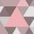 Abstract Art, Geometric Print, Modern Poster, Scandinavian Art, Printable, pink