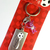 Coca Cola Fifa World Cup Korea Japan Mascots Keychain Key Ring Set Of 3 -