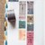 Vintage bus tickets - 3 cm wide washi tape 10m - perfect for Travelers Notebook
