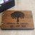 rustic wedding guest book/ wood guest book / tree guest book / wooden guest book