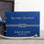 we tied the knot guest book / nautical guest book / nautical wedding /
