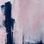 Print, contemporary art, home decor, wall art abstract, digital image, navy blue