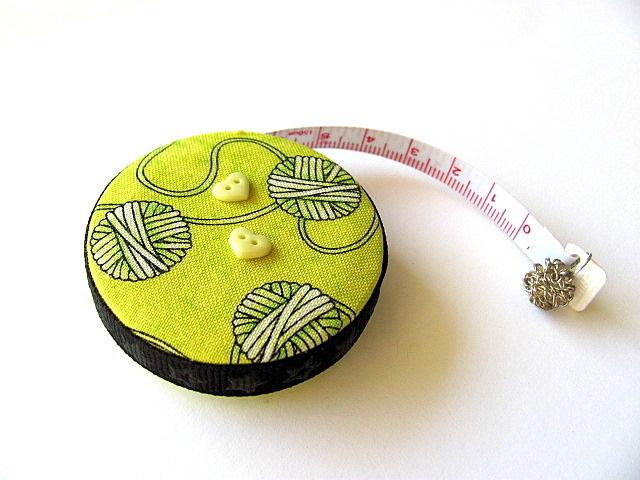 Retractable Tape Measure Yarn Balls Measuring Tape