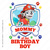 Marshall | Paw Patrol Mommy of the Birthday Boy Design | Instant Download