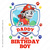 Marshall | Paw Patrol Daddy of the Birthday Boy Design | Instant Download
