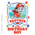 Marshall | Paw Patrol Brother of the Birthday Boy Design | Instant Download