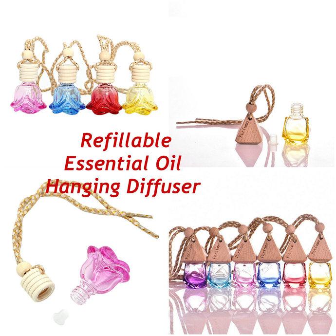 Essential Oil Hanging Diffuser, Essential Oil Car Diffuser, Essential Oil