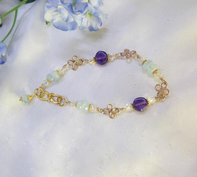 Gemstone Sparkles Bracelet