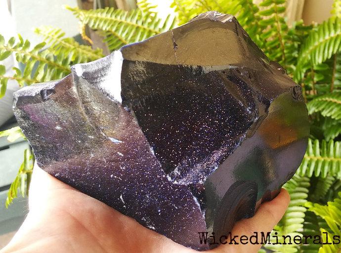 Goldstone,Goldstone rough, goldstone crystal, goldstone cluster, blue goldstone,