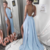 Backless Halter Sexy A-Line Charming 2018 Prom Dresses,Prom Dresses,Formal Women