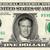 JOHN ELWAY Real Dollar Bill Cash Money Collectible Memorabilia Celebrity Novelty
