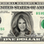 JILLIAN MICHAELS Real Dollar Bill Cash Money Collectible Memorabilia Celebrity