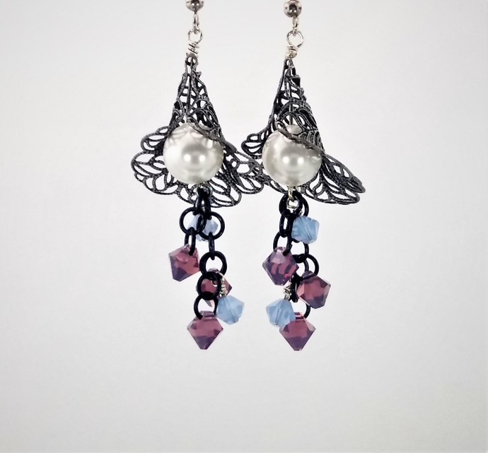 Evening Wizard Earrings