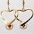 Perfect Heart Earrings