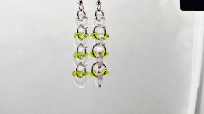 Delicate Edge Earrings