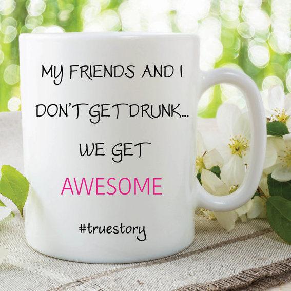Funny Novelty Mugs Friend Mug Best Gift Birthday Dont