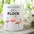 Funny Novelty Joke Mug I Really Don't Give A Flock Flamingo Printed Ceramic Mug