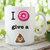 Funny Novelty Joke Mug I Donut Give A Shit Printed Ceramic Mug Gift For friend