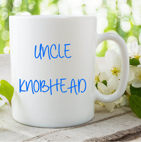 uncle knobhead mugs gift for uncle gifts for him mug for brother uncle mugs