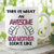 Christening Mugs This Is What An Awesome God Mother Looks Like Novelty Gift Best