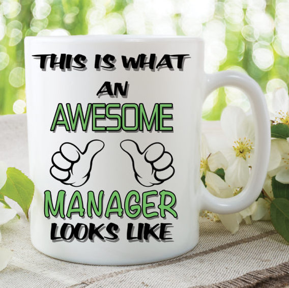 Manager Mug This Is What An Awesome Looks Like Novelty Birthday Gift