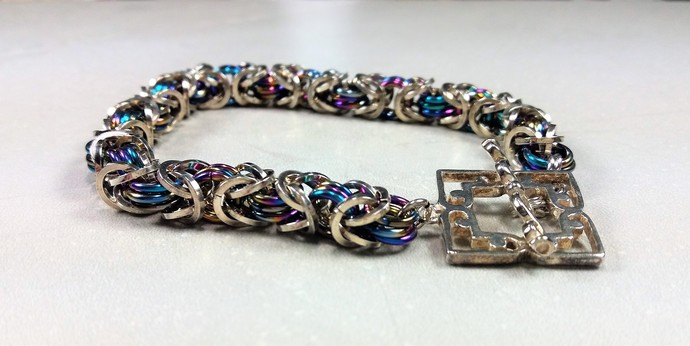 Desire's Mystery Chainmaille Bracelet