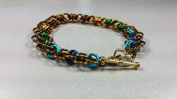 Alessia Chainmaille Bracelet