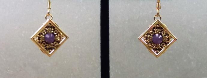 Opal Aire Earrings