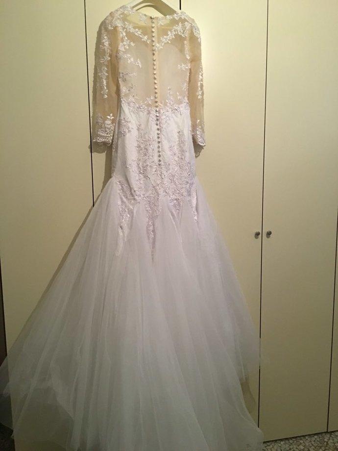 Sexy Mermaid Wedding Dress,Lace Wedding Dress,High Quality Wedding Dress,New