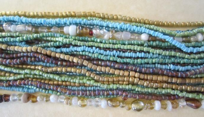 Hank Of Seed Beads