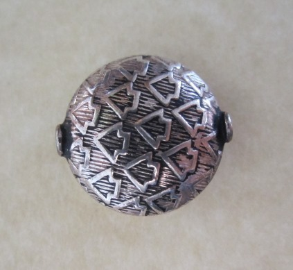 Hils Tribe Silver Bead