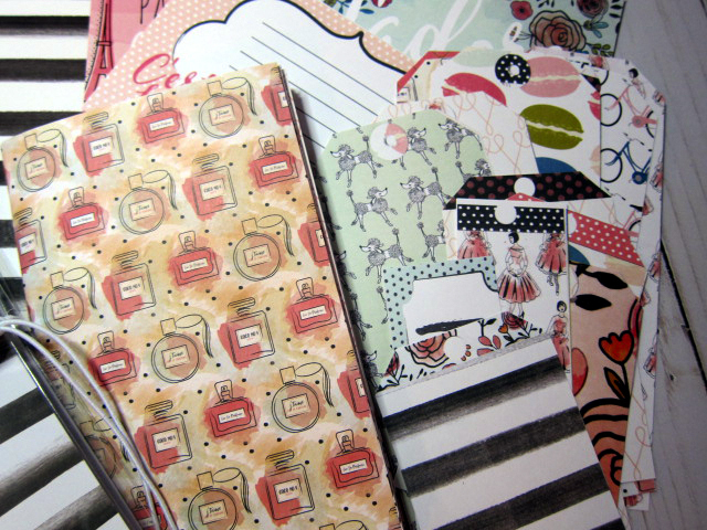 C'est La Vie Travelers Notebook/Midori/Journal/Paperdori/Fauxdori stl